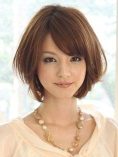 Image result for inverted long bob asian layers