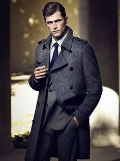 ♂ Masculine and elegance man's fashion apparel Winter wear Sarar F/W 2013