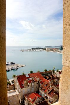 Split, Croatia // June 20-28, 2013: Coastal Life along the Dalmatian Coast