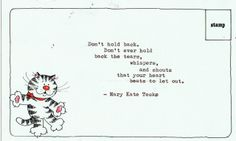 Typewriter poem #89 | Mary Kate Teske
