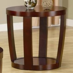 Check out the Coaster Furniture 701317 Cedar Crest End Table priced at $128.75 at Homeclick.com.