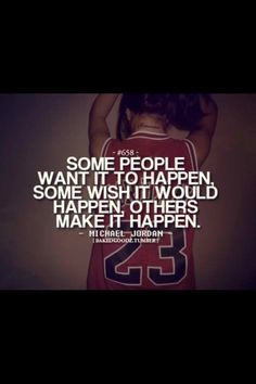 """""""Others make it happen."""" ~ Michael Jordan on playing basketball Team Quotes, Sport Quotes, Girl Quotes, Sports Sayings, Football Quotes, Daily Quotes, Fitness Sayings, Mindset Quotes, Leadership Quotes"""