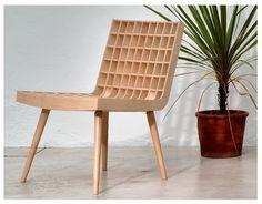 Benno Simma - Rib Furniture Chair (1997)