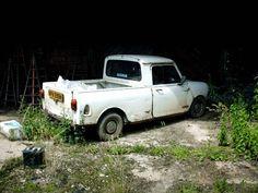 austin Mini Pickup- just like ours