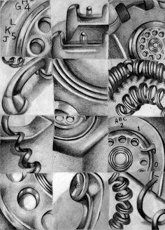 - Elements Of Art Sketchbook Art Education - Elements And Principles, Elements Of Art, Design Elements, Middle School Art, Art School, Value Drawing, Ap Drawing, Charcoal Drawing, Drawing Lessons