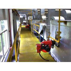 60-300kw single stage fire boiler burner manufacturers OEM support