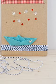 Envolver regalos Gift wrap ideas