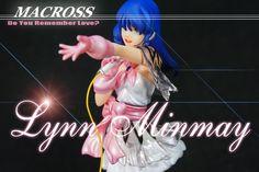 ◆マクロス PLAMAX 1/20 リン・ミンメイ 完成品_画像1