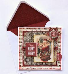 Merry and Bright - Kaisercraft DT - Scrapbook.com