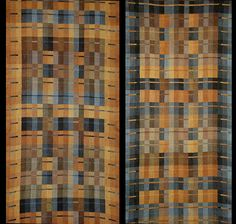 Theo Wright: University College Falmouth | double weave | linen | front & back | Coventry, West Midlands, England, U.K. | 2010