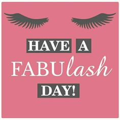 Use Lash Boost and have Fabulash Day! Eye know you want to try it!!! Www.tvanderleest.myrandf.com