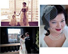 Deisha Oliver.  Bridal gown, custom jacket, and accessories!  www.belfiorebridal.com
