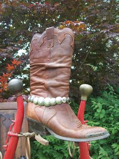 Boot Bracelet Boot Bling Cowgirl Boot Bling by ReFindAccessory