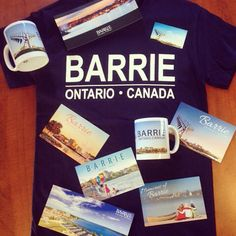 Did you know Tourism Barrie has great Barrie and Canada souvenirs? Check them out at our Tourist Information Centre at 205 Lakeshore Drive! #visitbarrie #barrie #barriepostcards #barrietshirts barriemagnets #barriemugs #barriesouvenirs #canadasouvenirs tourismbarrie's photo on Instagram