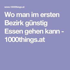 Wo man im ersten Bezirk günstig Essen gehen kann - 1000things.at Vienna, Austria, Travel, Viajes, Destinations, Voyage, Trips, Traveling