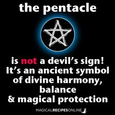 The wisdom of the Pentacle in a Wish Spell