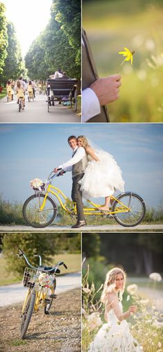 Mackinac Island Wedding from Kelly Sweet Photography | Style Me Pretty