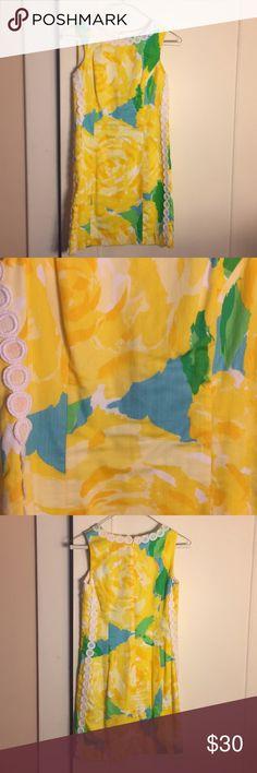 Lily Pulitzer dress 00 Great condition lily pulitzer Dresses Mini