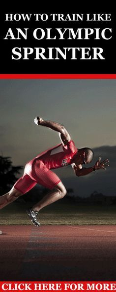 If you have ever wondered what it would be like to train like a sprinter, then…