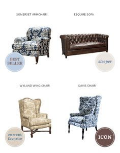 Barclay Butera's furniture collection from Barclay Butera Home.