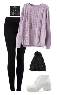 """Untitled #186"" by mary-nava ❤ liked on Polyvore featuring Helmut by Helmut Lang, The North Face, Vagabond and Topshop"