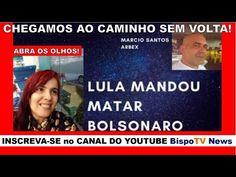 Pedro Sabino Filho: DENUNCIA URGENTE: LULA MANDOU MATAR BOLSONARO? ADÉ... Youtube, Humor, Music, True Stories, Asking Questions, Paraty, Calamari, Easy Crafts, Musica