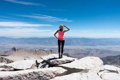 Hike Mount Whitney via Whitney Portal