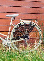 Ravelry: Bicycle Skirt Guard pattern by Lorna Watt