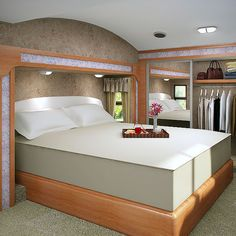 Accu-Gold Memory Foam Mattress 13-inch Queen-size Bed Sleep System (Queen)