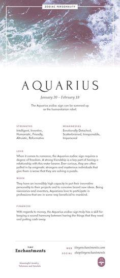 Aquarius Zodiac Sign Correspondences - Aquarius Personality, Aquarius Symbol, Aquarius Mythology and Aquarius Meaning