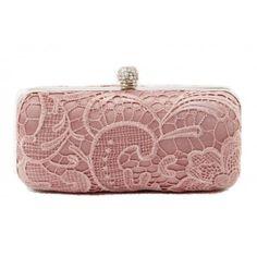KoKo Designer Lace Clutch Bag | KoKo Designer Bags | Designer Evening... ❤ liked on Polyvore