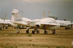 155691 Grumman KA-6D Intruder 'AG523' VA-34 USS Dwight D Eisenhower