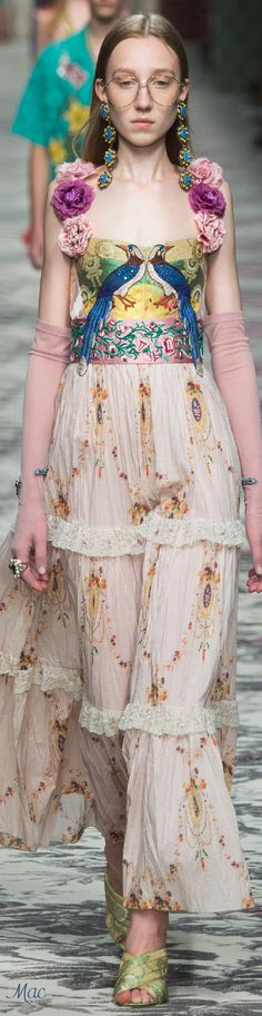 Spring 2016 Ready-to-Wear Gucci #guccidiscount