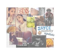 """""""Jayce Update 👶 💙"""" by april-xo ❤ liked on Polyvore featuring beauty"""