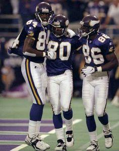 Moss, Carter, Reed