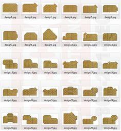 Patterns for porch boxes | Deck shapes,deck design