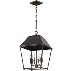 Large Carriage Light Chandelier 499