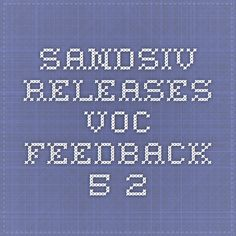 SandSIV Releases VoC Feedback 5.2 Customer Feedback