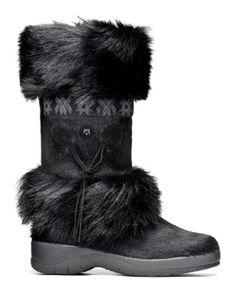 Tecnica Skandia Fur Boots -- Bob'sSportsChalet.com Online Store $400