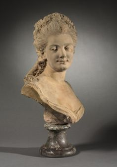 Portrait of Melle de Vandeul | Cleveland Museum of Art