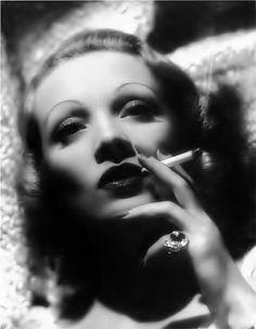 Marlene Dietrich #eyebrows #sopracciglia