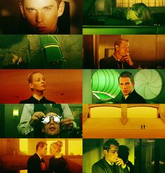 Gattaca (1997); one of my favorite (and most underrated) movies of the 1990s.