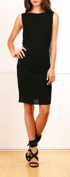 i want this black dress