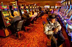 Casinos - The first time I had ever gone to a casino was with mom at Turtle…