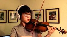 Jun Sung Ahn�-�His �violin cover of the song Someone Like You by Adele is just beautiful � you have to check this one out.