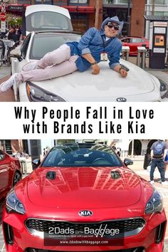 Why people fall in love with brands like Kia Midway Museum, List Of Brands, Kia Stinger, Kia Motors, Kia Soul, Band Of Brothers, People Fall In Love, Hard Rock Hotel, Family Vacation Destinations