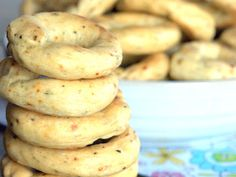 """Taralli are a typical southern Italian snack that play host to many flavors. They're """"breadsticks"""" that are a blank canvas for anything you can imagine."""