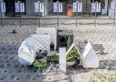 Image 21 of 24 from gallery of Tricycle House and Tricycle Garden / People's Architecture Office (PAO) + People's Industrial Design Office (PIDO). Courtesy of People's Architecture Office (PAO) + People's Industrial Design Office (PIDO) Tiny House Blog, Tiny House Swoon, Mobile Architecture, Architecture Office, Architecture Company, Drawing Architecture, Architecture Panel, Chinese Architecture, Architecture Portfolio