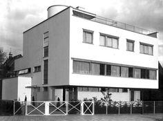 Nederland architecturinstitu with Museumwoning Sonneweld (functionalisme)