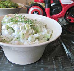 Potato Salad, Nom Nom, Cabbage, Food And Drink, Potatoes, Vegetables, Ethnic Recipes, Mat, Small Meals